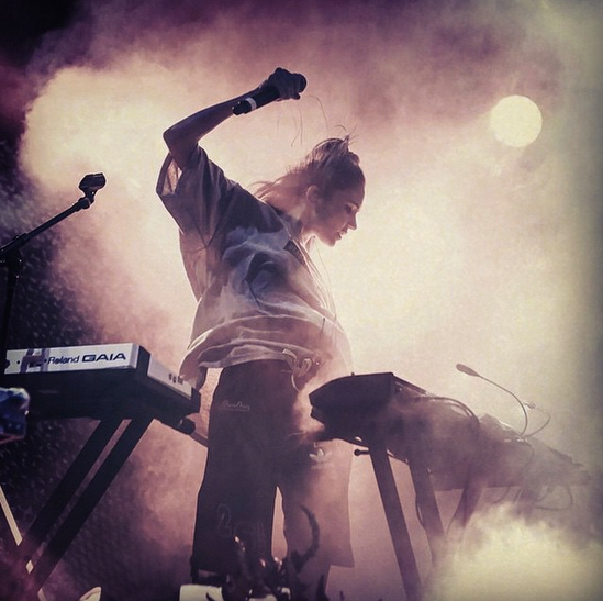 Grimes-Live